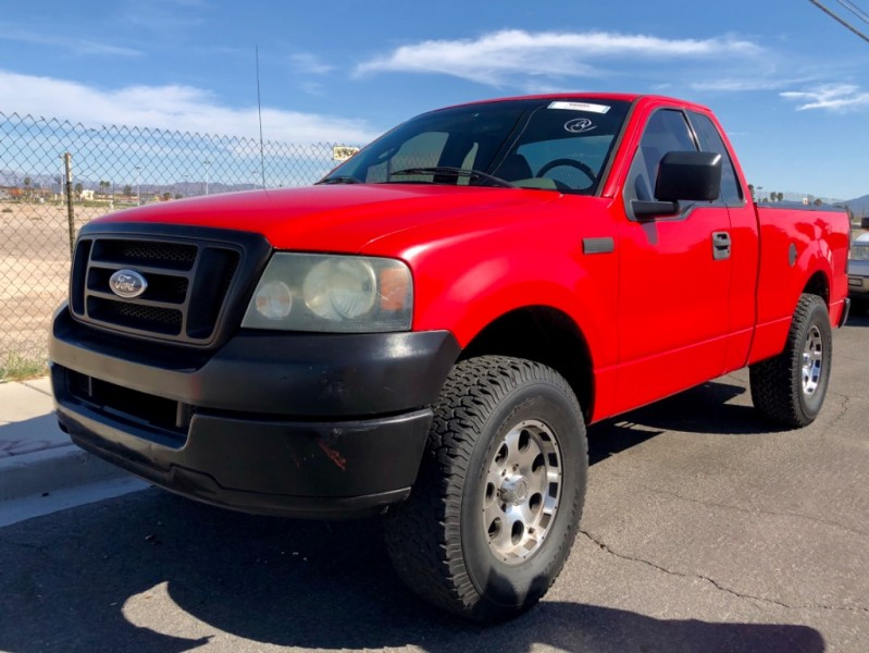 2005 Ford F 150 Reg Cab Xl 5 Speed Super Clean Inventory La
