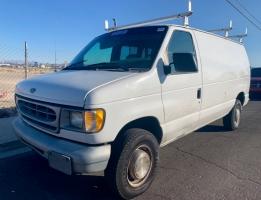 Ford Econoline Cargo Van 2000