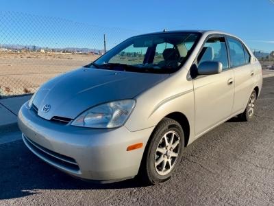 Toyota Prius 2002
