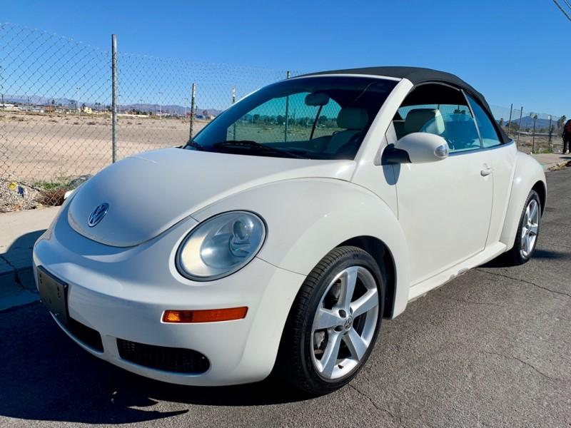 2007 Volkswagen New Beetle Convertible