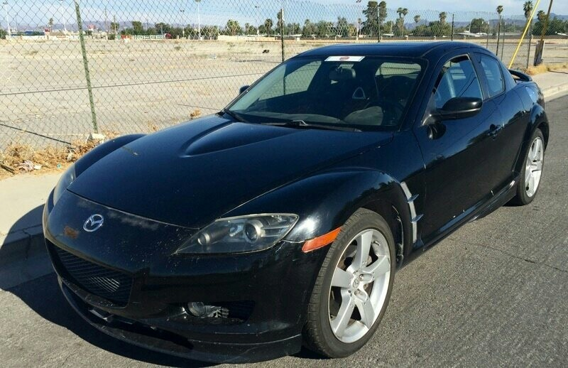 Awesome 2004 Mazda RX 8