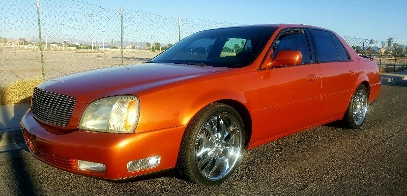 2001 cadillac deville oil type