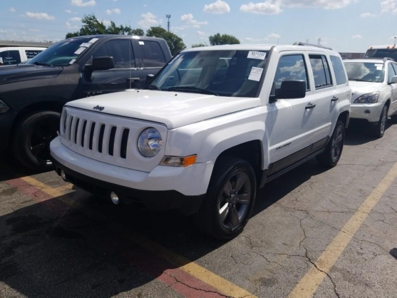 Jeep Patriot 2016 price $9,900