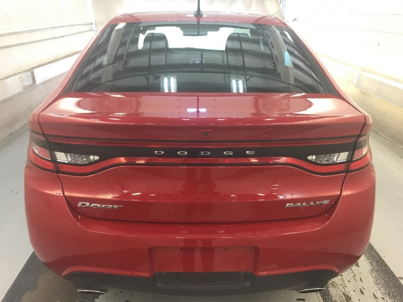 Dodge Dart 2015 price $9,500