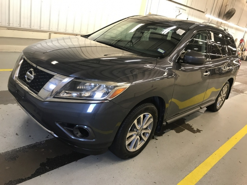 Nissan Pathfinder 2014 price $13,900