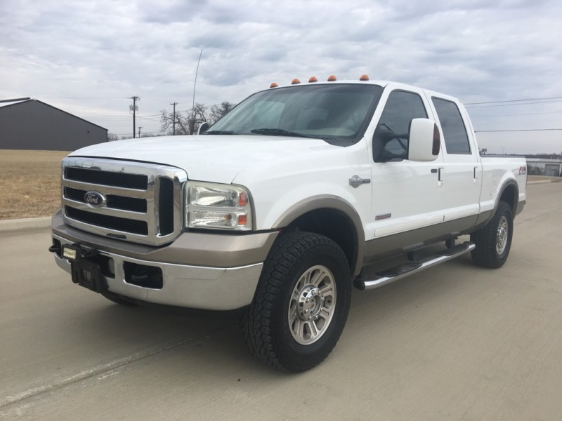 "Ford Dealership Fort Worth >> 2007 Ford Super Duty F-250 King Ranch 4WD Crew Cab 156"" XL - Inventory 
