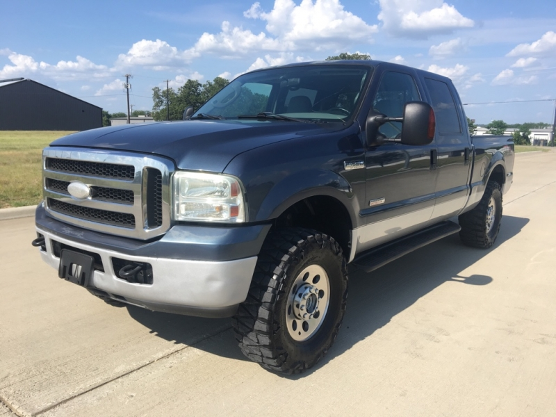 2005 Ford Super Duty F 250 Crew Cab Xlt 4wd Inventory