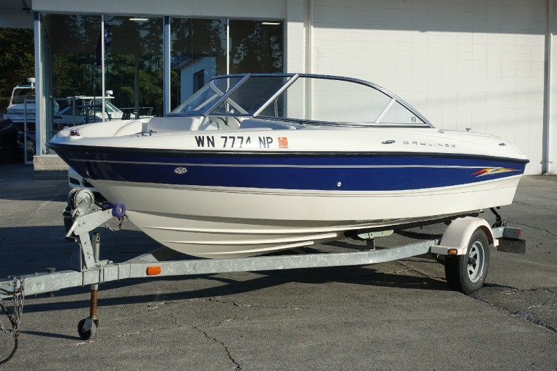 Bayliner Capri 185 Bowrider 2005 price $11,900