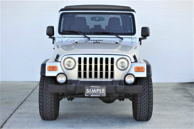 Jeep Wrangler Unlimited 2004 price $14,900