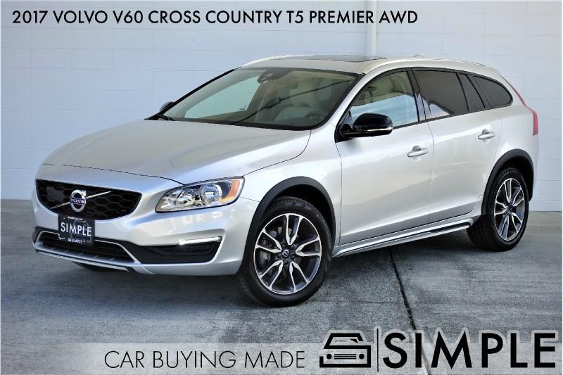 Volvo V60 Cross Country 2017 price $24,600