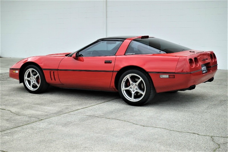 Chevrolet Corvette 1990 price $7,950