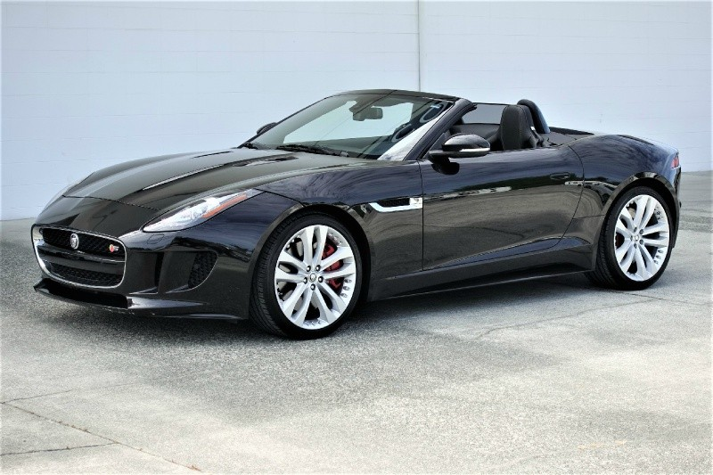 Jaguar F-TYPE 2014 price $45,500