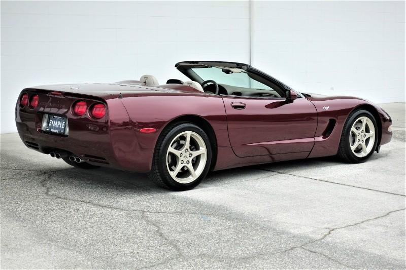 Chevrolet Corvette 2003 price $21,500