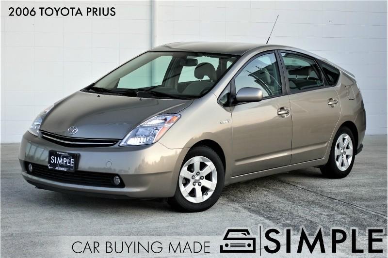 Toyota Prius 2006 price $6,950