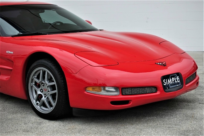 Chevrolet Corvette 2004 price $23,900