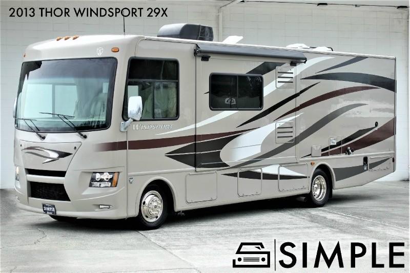Thor Windsport 29X 2013 price $66,500