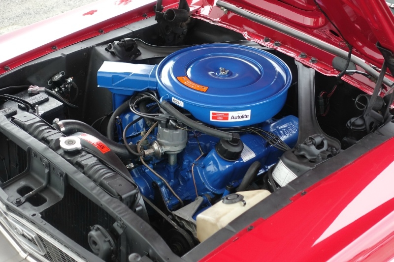 Ford Mustang 1968 price $18,500