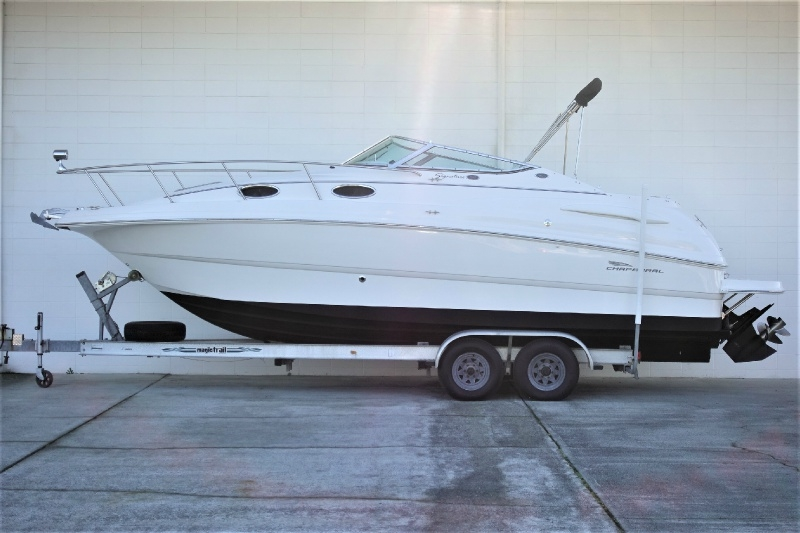 Chaparral Signature 260 2002 price $36,900