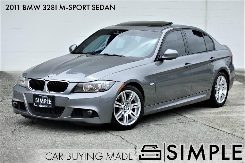 BMW 3-Series 2011 price $13,900