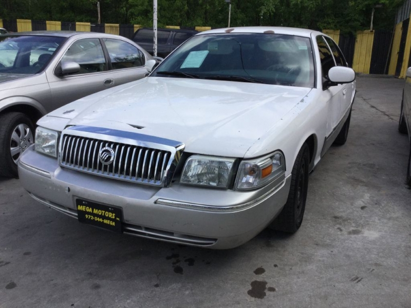MERCURY GRAND MARQUIS 2005 price $199