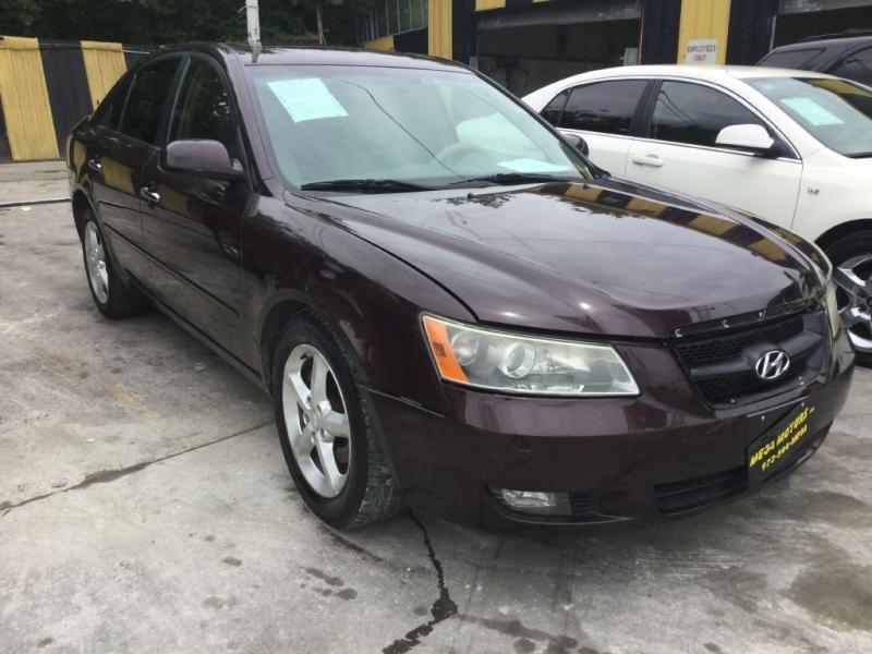 Hyundai SONATA 2006 price $299 Down