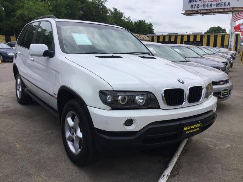 BMW X5 2002 price $399