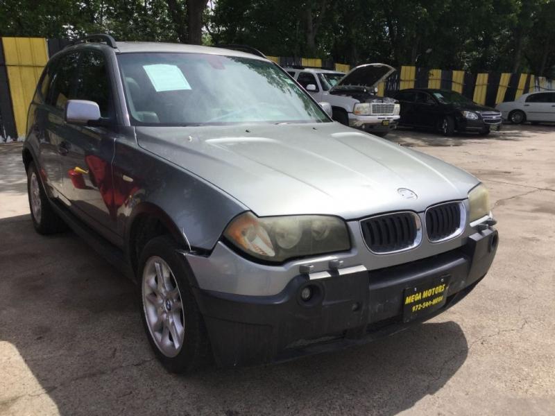 BMW X3 2004 price $1,000