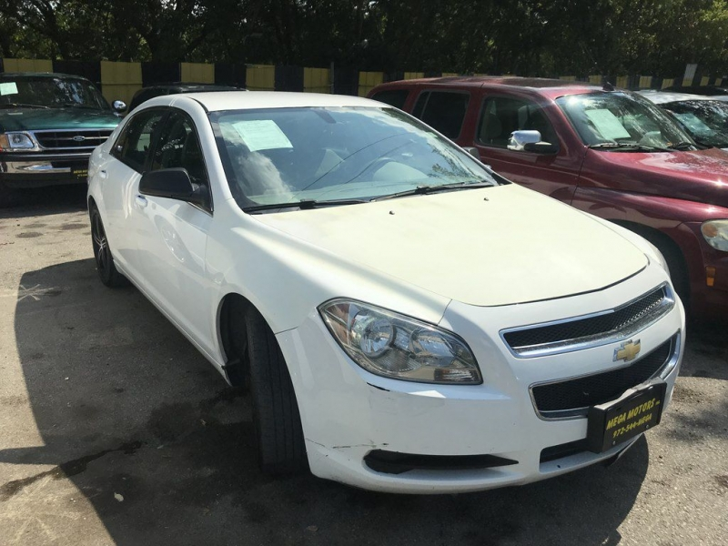 Chevrolet MALIBU 2012 price $1,025 Down