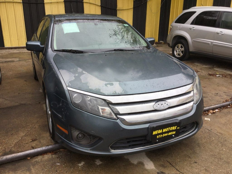 FORD FUSION 2012 price $725