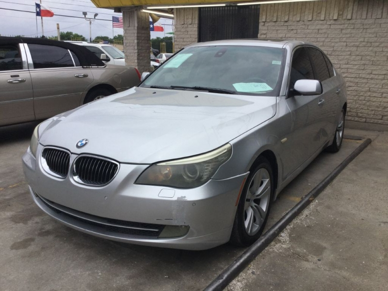 BMW 528 2009 price 725 DOWN!