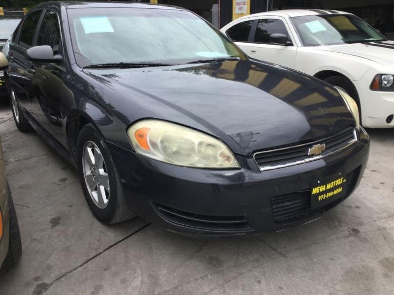 Chevrolet IMPALA 2009 price $525 Down