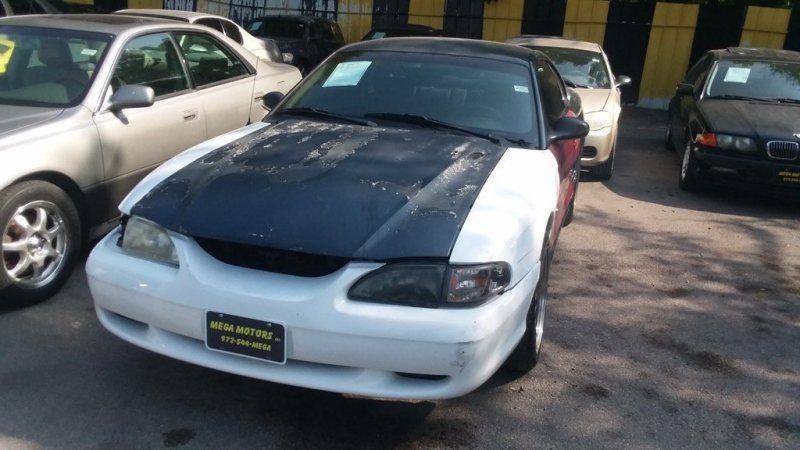 Ford MUSTANG 1998 price $399 Down