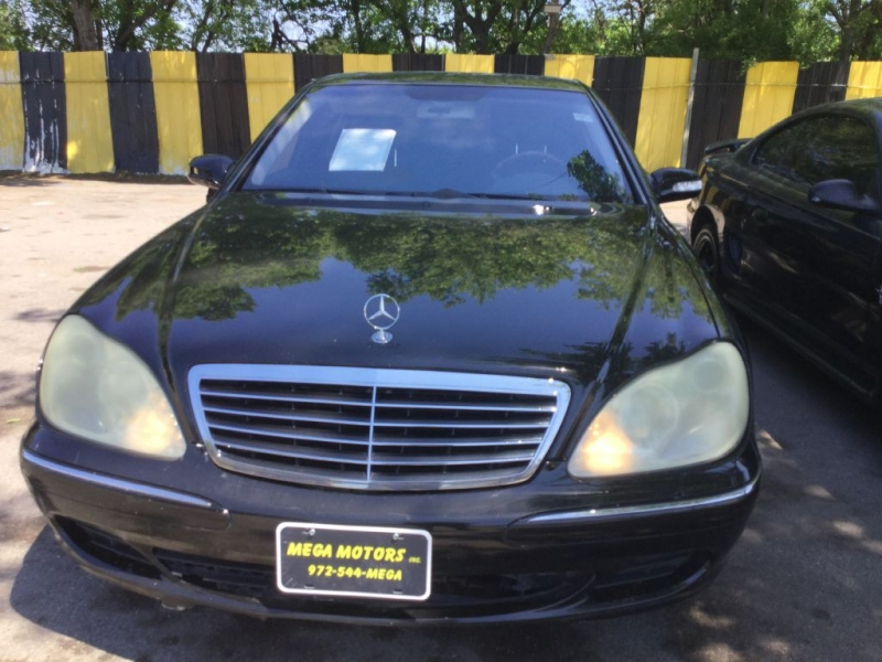 MERCEDES-BENZ S-CLASS 2004 price Call for Pricing.