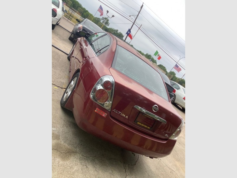 NISSAN ALTIMA 2005 price $500