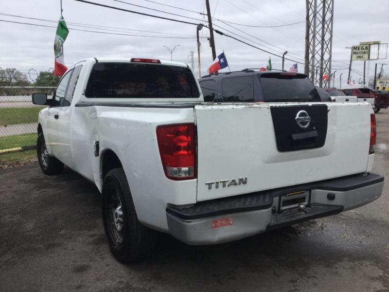 NISSAN TITAN 2008 price $725