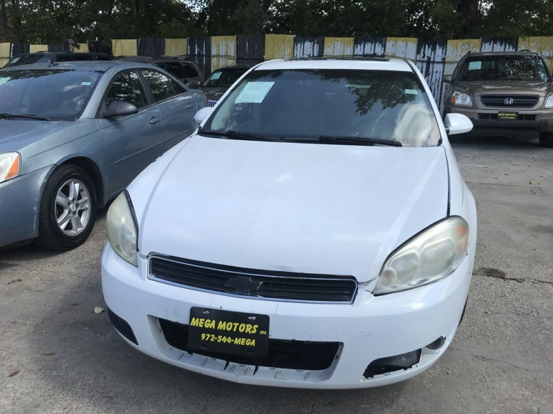 Chevrolet IMPALA 2010 price $525 Down