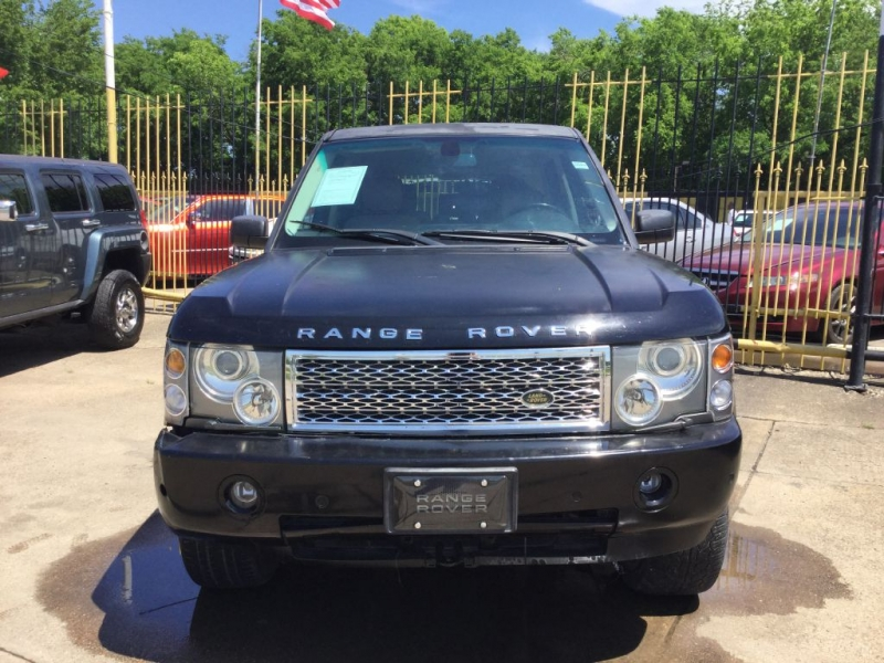 LAND ROVER RANGE ROVER 2005 price $1,025