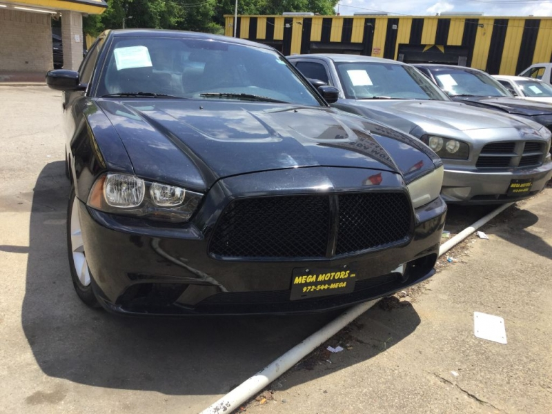 DODGE CHARGER 2012 price $1,525