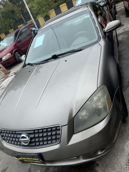 NISSAN ALTIMA 2005 price $299