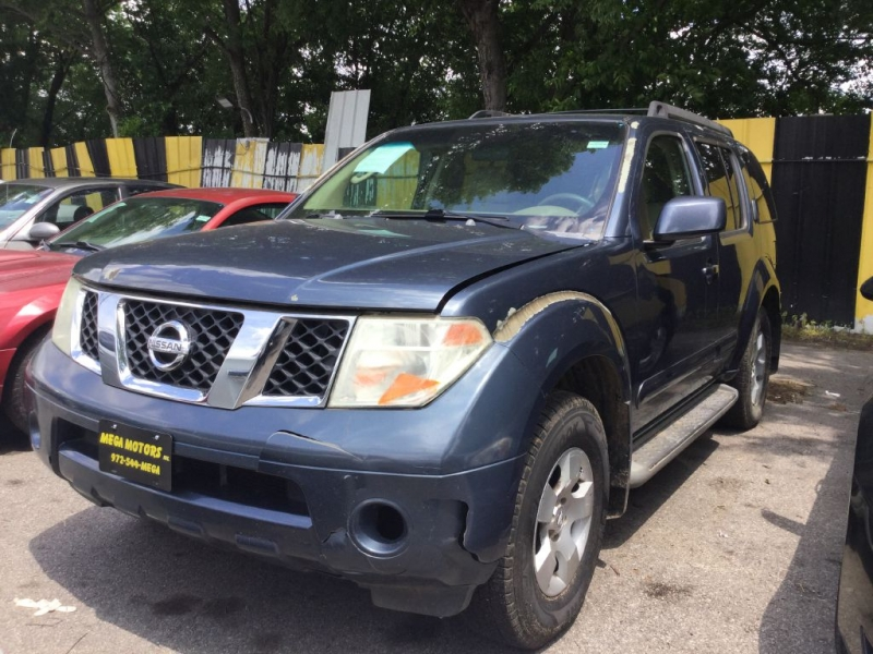 NISSAN PATHFINDER 2005 price $525