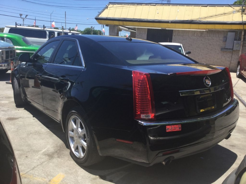 Cadillac CTS 2008 price $725 Down