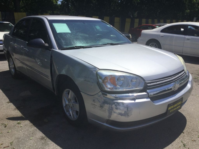 Chevrolet MALIBU 2005 price $399 Down
