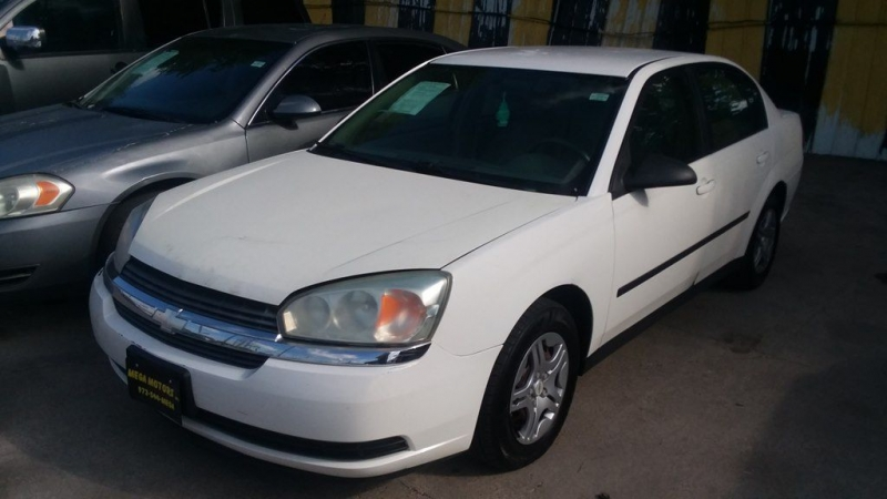 Chevrolet MALIBU 2005 price $525 Down