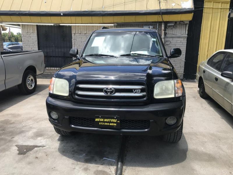 Toyota SEQUOIA 2004 price $725 Down