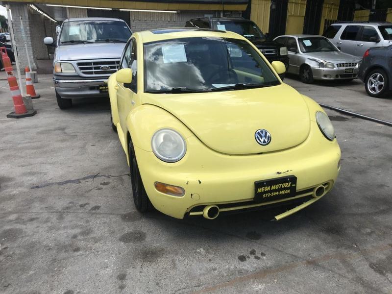 Volkswagen NEW BEETLE 1999 price $399 Down