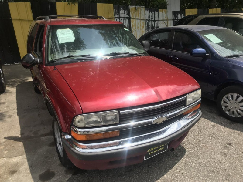 Chevrolet BLAZER 1998 price $199 Down