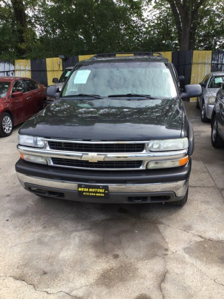 Chevrolet SUBURBAN 2005 price $1,025 Down