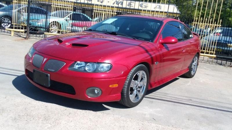 Pontiac GTO 2006 price $3,025 Down