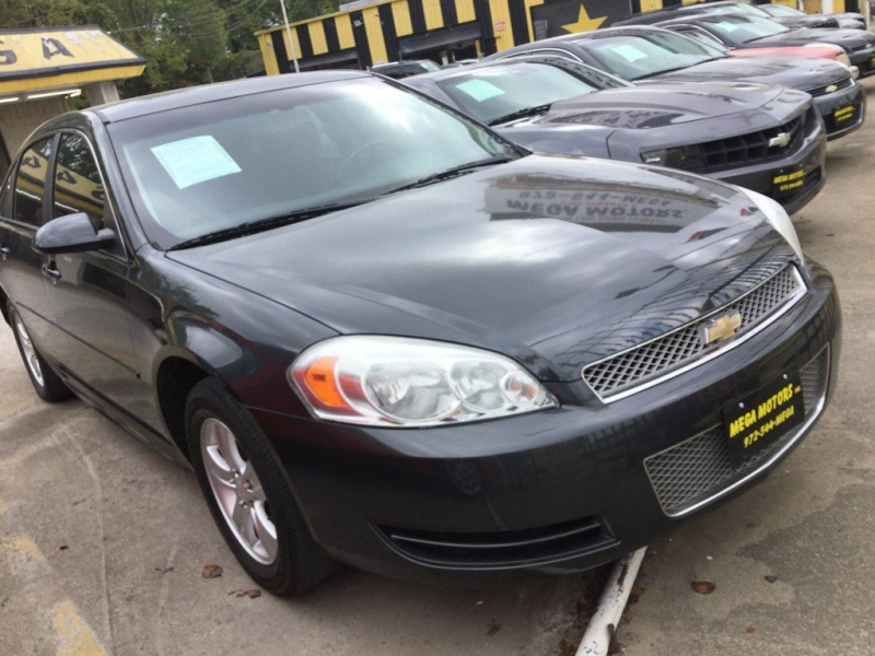 Chevrolet IMPALA LIMITED 2014 price $1,025 Down