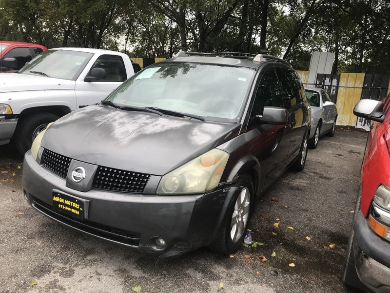 NISSAN QUEST 2004 price $399